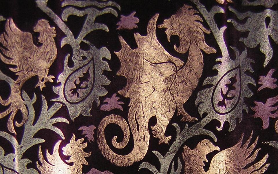 Tessuti lussousi veneziani - disegni