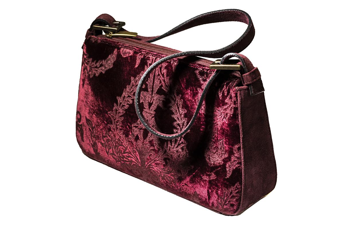 Emma Gaggio - Shoulder Bag In Venetian Fabric