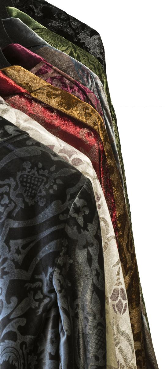 Emma Gaggio - Venetian Luxury Fabrics